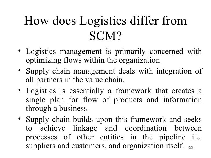 essentials for information coordination in supply What is management in supply chain management coordination and collaboration with channel partners services, and information that.