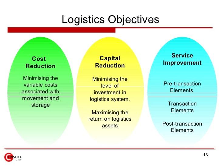 scope of logistics management pdf