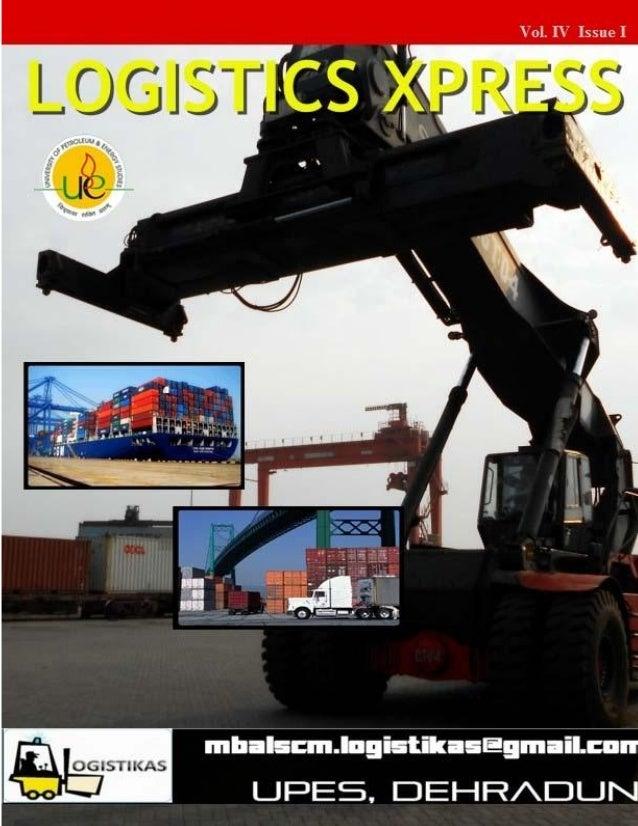 Logistics Xpress Vol. 4