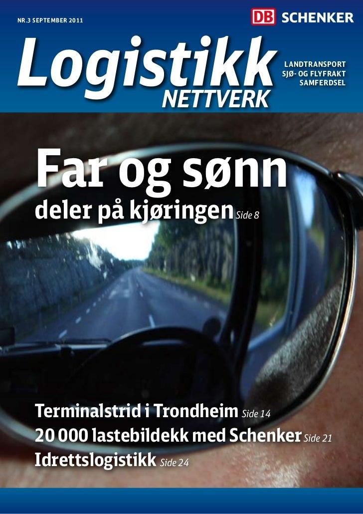 nr.3 september 2011                                         Landtransport                                        sjø- og f...