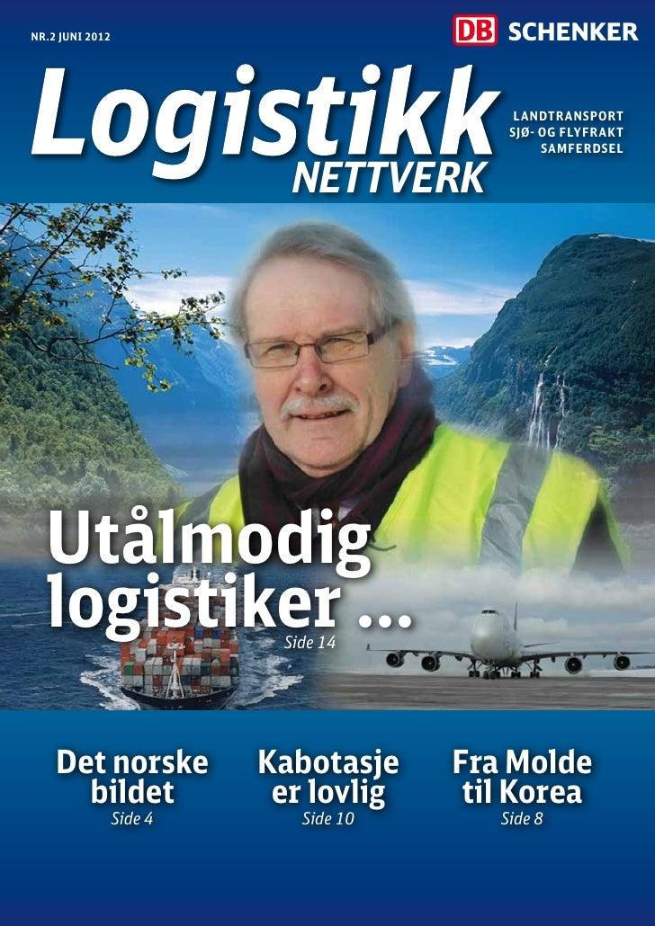 Logistikk Nettverk 2 - 2012