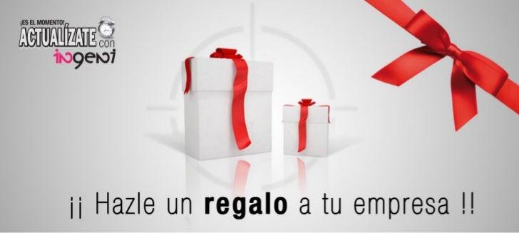 Hazle un regalo a tu empresa - Imagen Corporativa