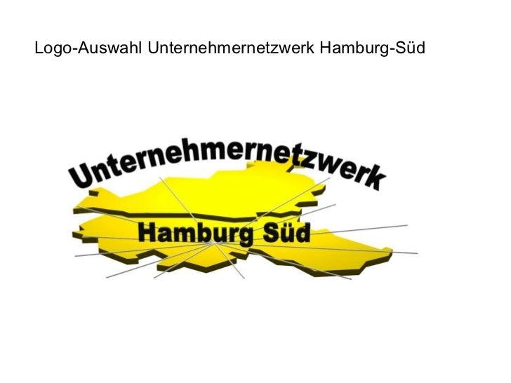 Logo-Auswahl Unternehmernetzwerk Hamburg-Süd <br />