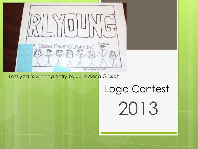 R. L. Young Logo Contest 2014
