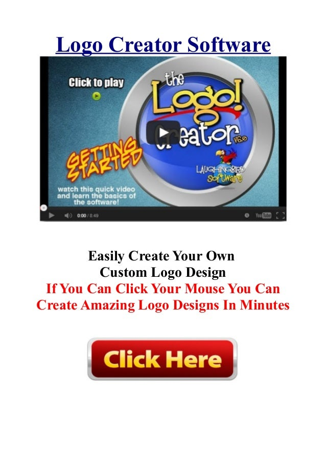 Logo creator software logo design and graphics for Logo drawing software