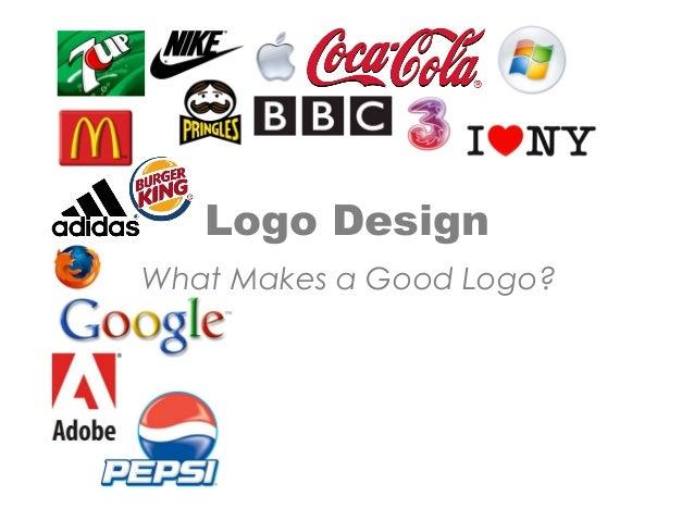 Logo Design What Makes a Good Logo?