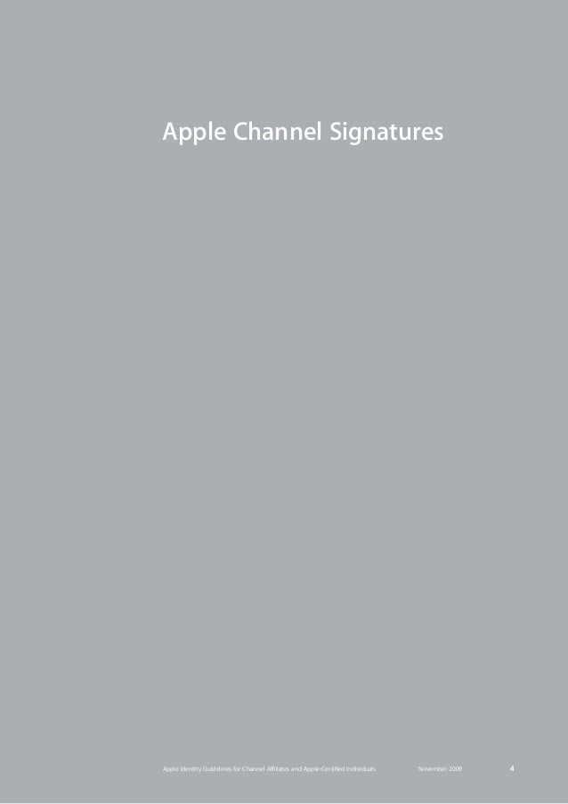 Guideline Logo Apple Apple Identity Guidelines For