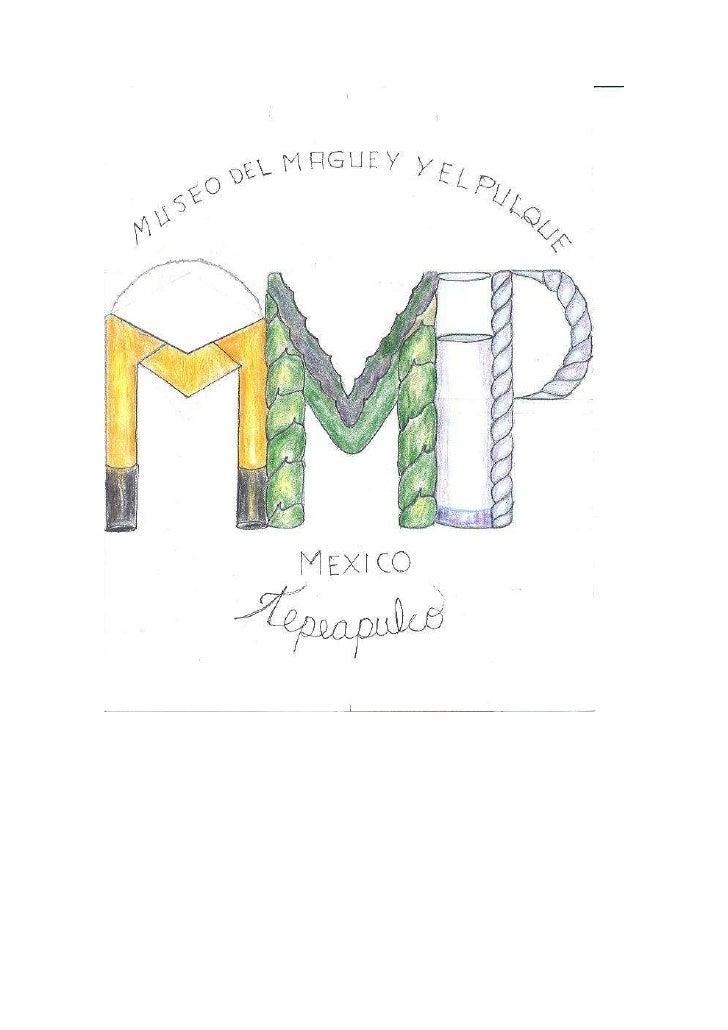 Logo Museo Del Maguey Y El Pulque