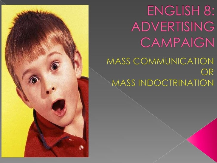    Advertising is NOT a medium. Advertisers    use the various media to put across their    messages.   Without the reve...