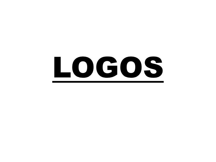 LOGOS<br />