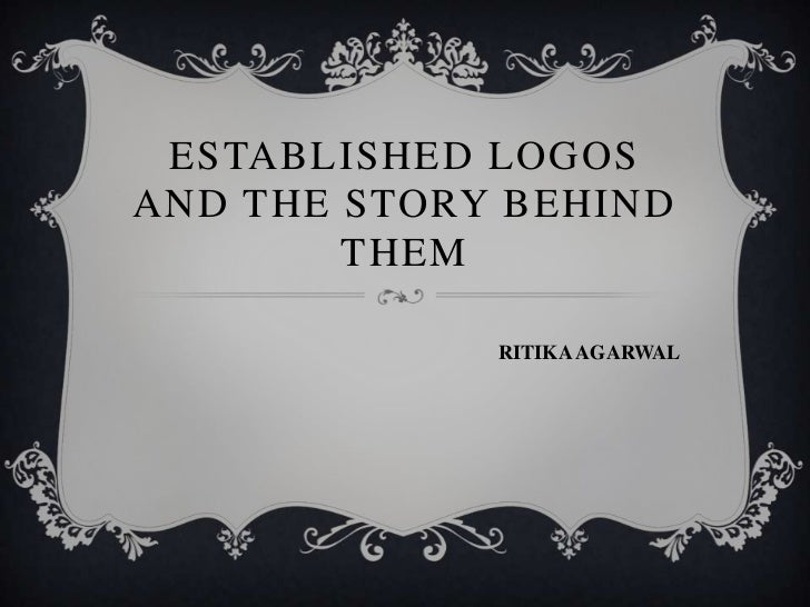 Logos and the story behind them