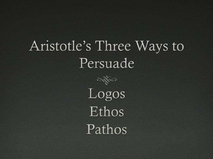 Logos ethos pathos e32007