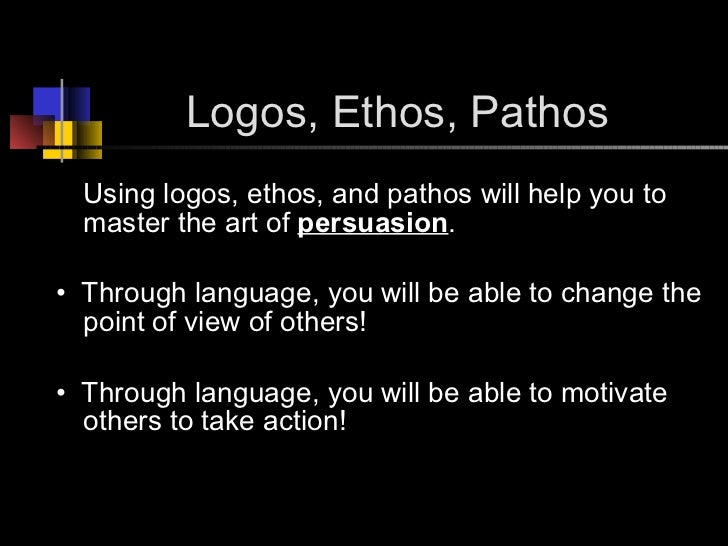 ethos logos and pathos in squealer