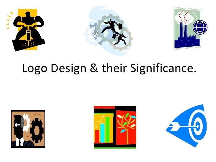 Logo Design & their Significance.<br />
