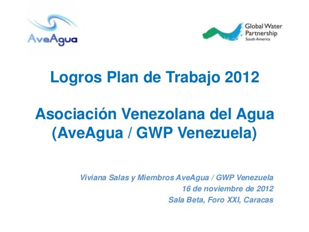 Asamblea AveAgua 2012: Logros