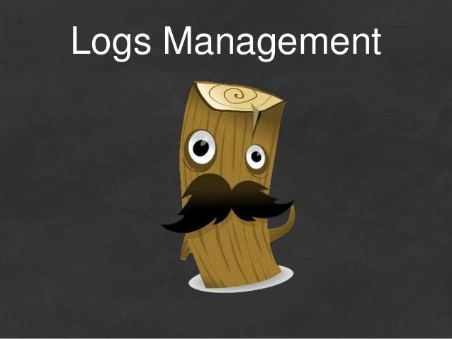Logs management