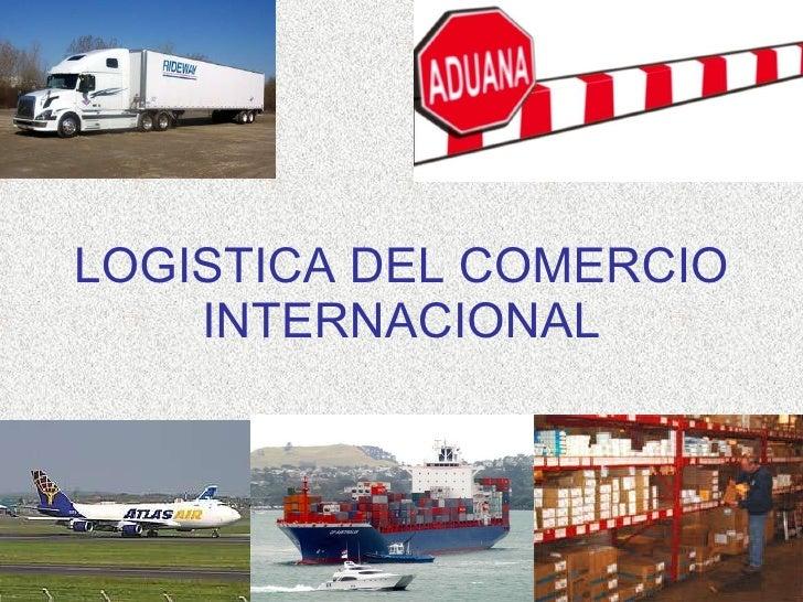 Log stica del comercio internacional for Oficina nacional de fiscalidad internacional