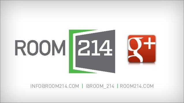 Google+ Essentials In 10 Slides