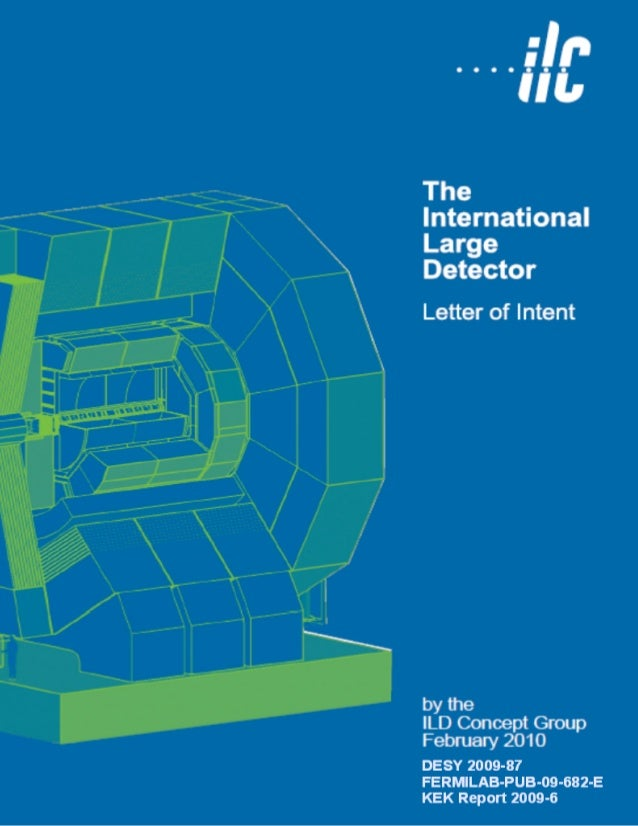 ILD Letter of Intent_ Linear Collider