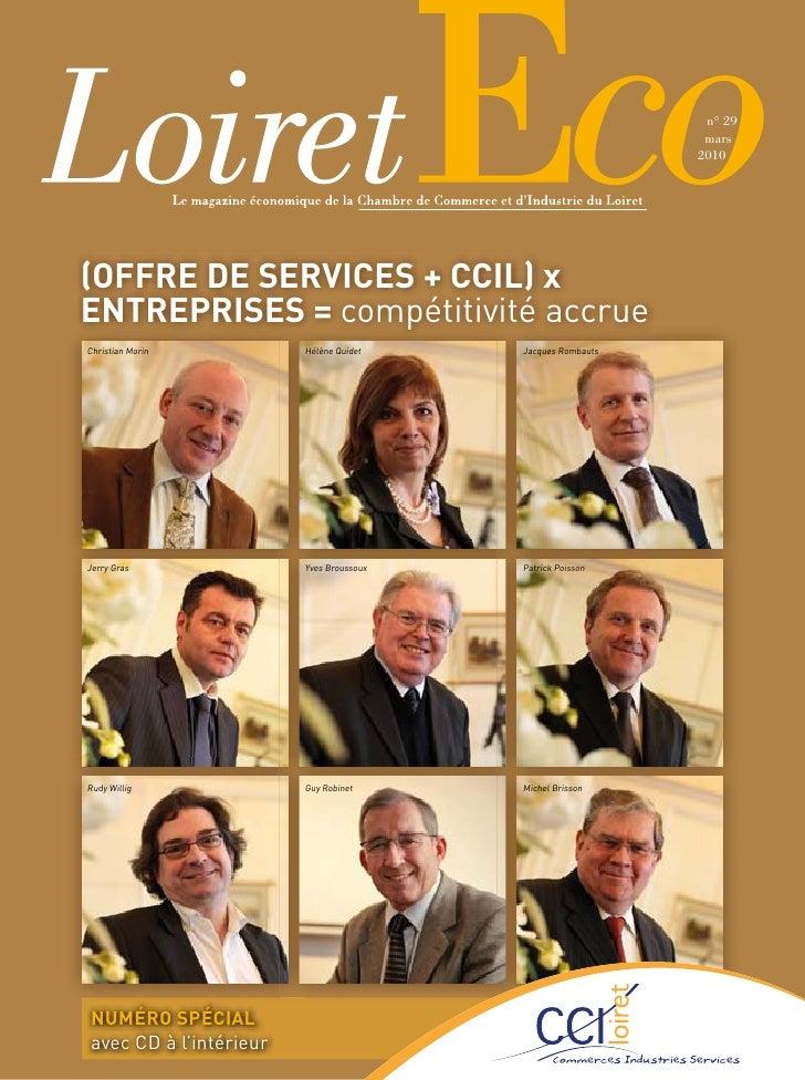 Loiret Eco 29 - Mars 2010