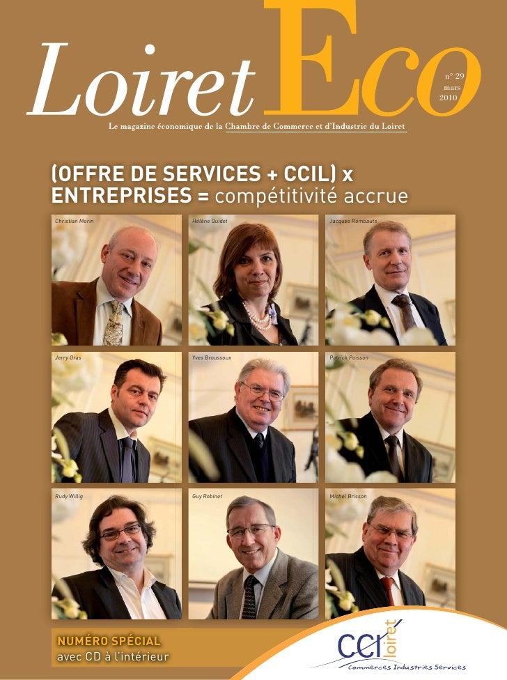 Loiret Eco 29 de Mars 2010