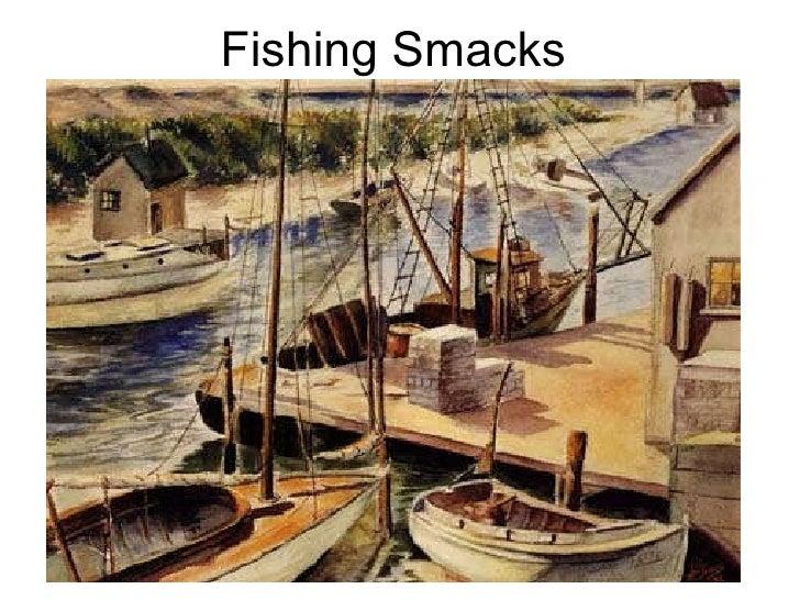 Fishing Smacks