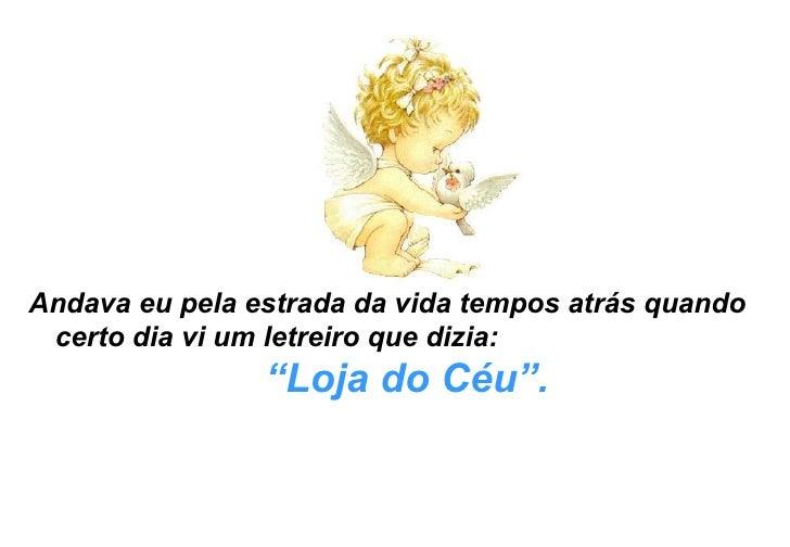 Loja De Deus