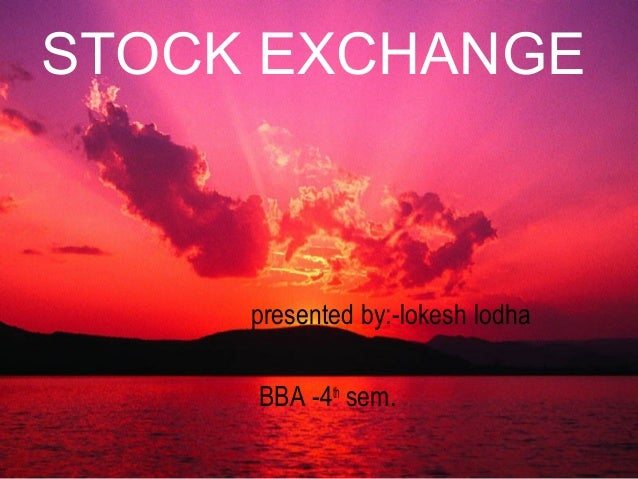 Lokesh capital market