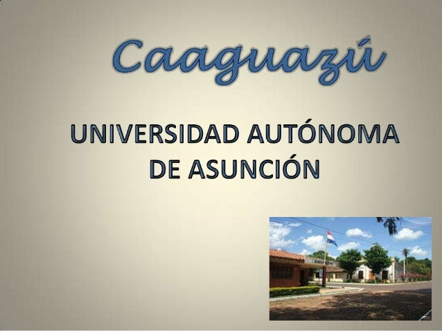 """""""Caaguazú no solo es el nudo de las comunicaciones de la región Oriental, sino constituye uno de los departamentos más puj..."""