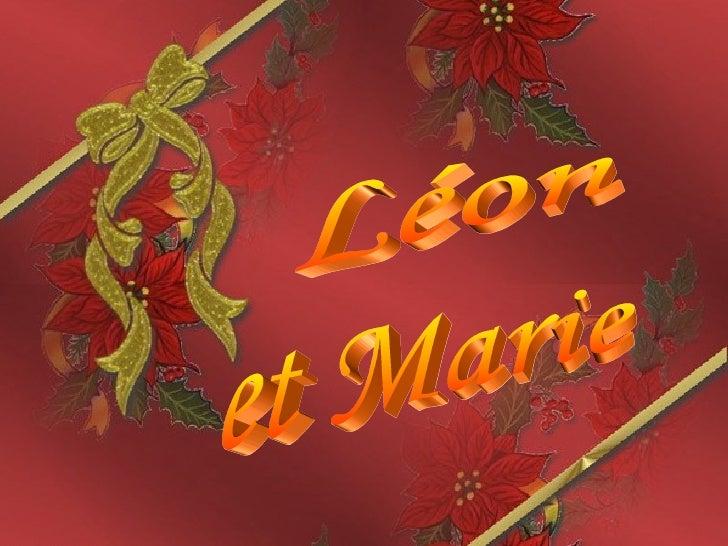 Léon et Marie