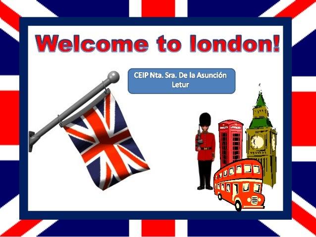 London (Pasillos Interactivos)