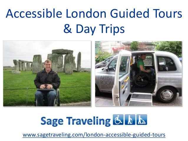 Disabled London Guided Tours & Day Trips