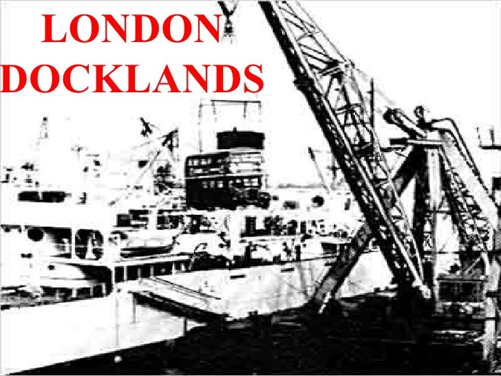 London Docklands by K McCall