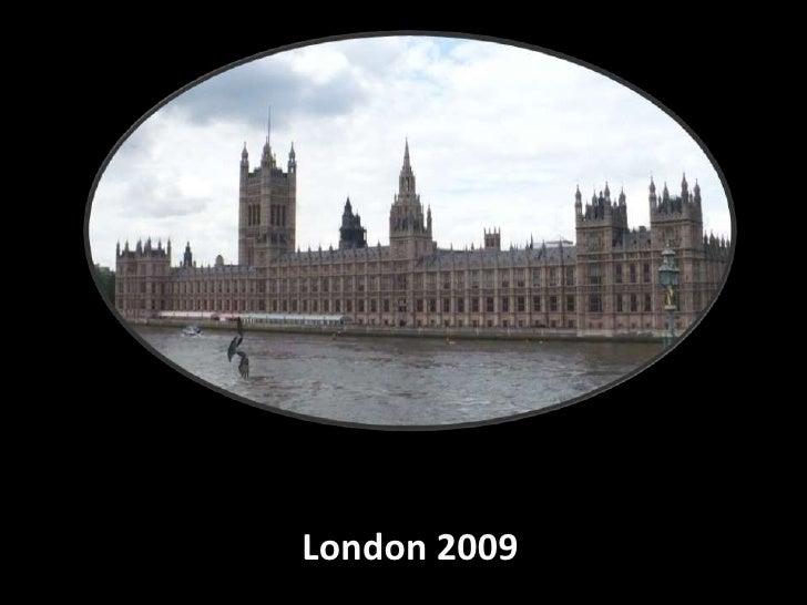 London 2009<br />