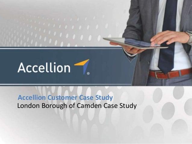 Accellion Case Study: London Borough of Camden