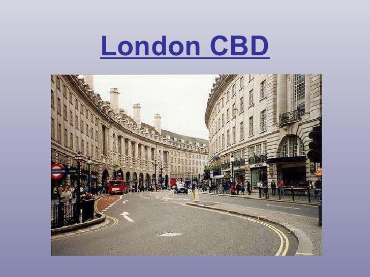 London CBD