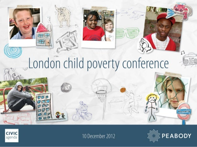 Peter Fleet - London Child Poverty Conference
