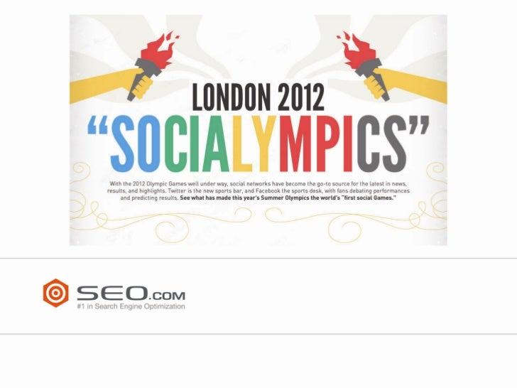 London 2012 Socialympics (Social Media - Olympics)
