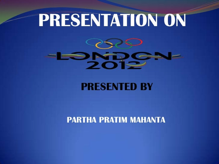 PRESENTATION ON    PRESENTED BY  PARTHA PRATIM MAHANTA