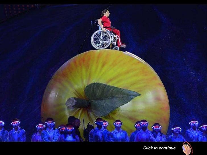 London Paralympics Opening Ceremony (Nikos)
