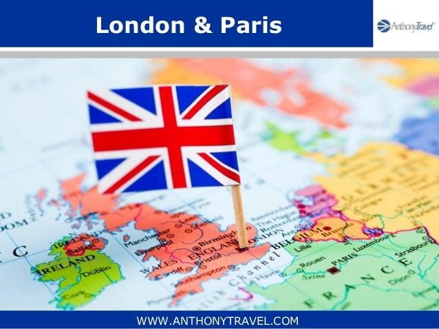 London & Paris - College Basketball Presentation