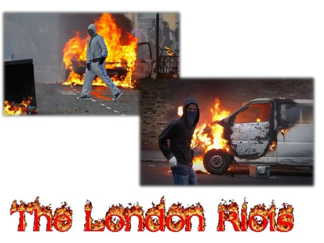 Representation of youth in newspapers: The London Riots