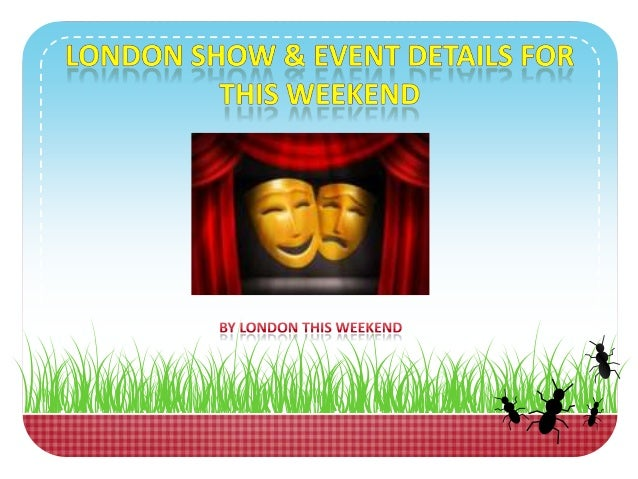 Find Here all London's Best Shows , Special Offers , Sightseeing Tours Of London ,Londons West End , Top London Shows By c...