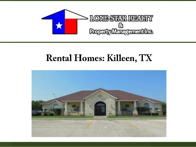Rental homes killeen tx for Home builders in killeen tx