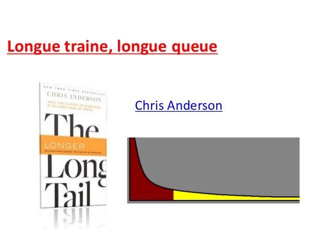 Longue traine, longue queue                Chris Anderson