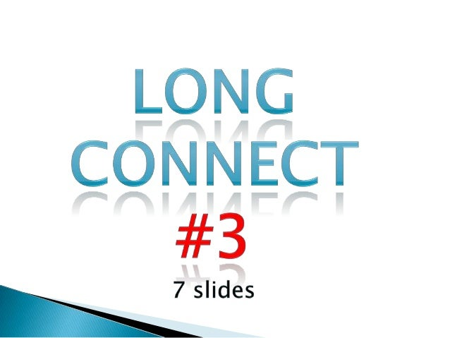 Long connect 3