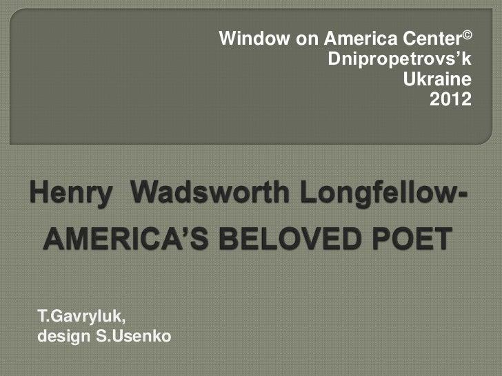 Window on America Center©                            Dnipropetrovs'k                                    Ukraine           ...