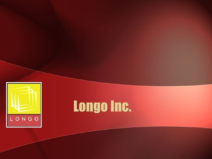 Longo Inc.