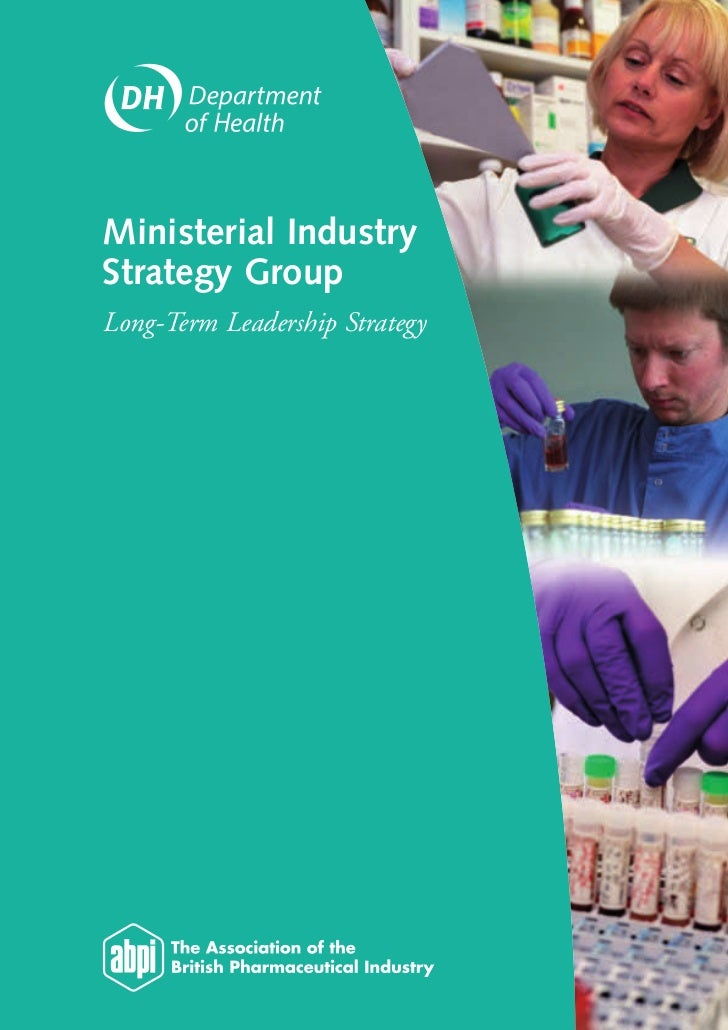 Ministerial Industry                                                                                               Strateg...