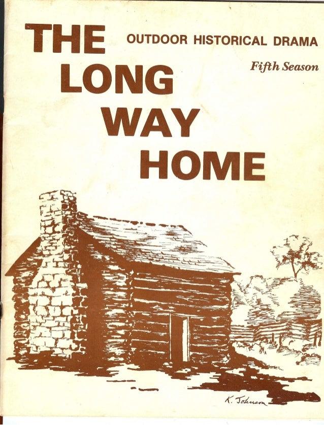 Long Way Home program   1976